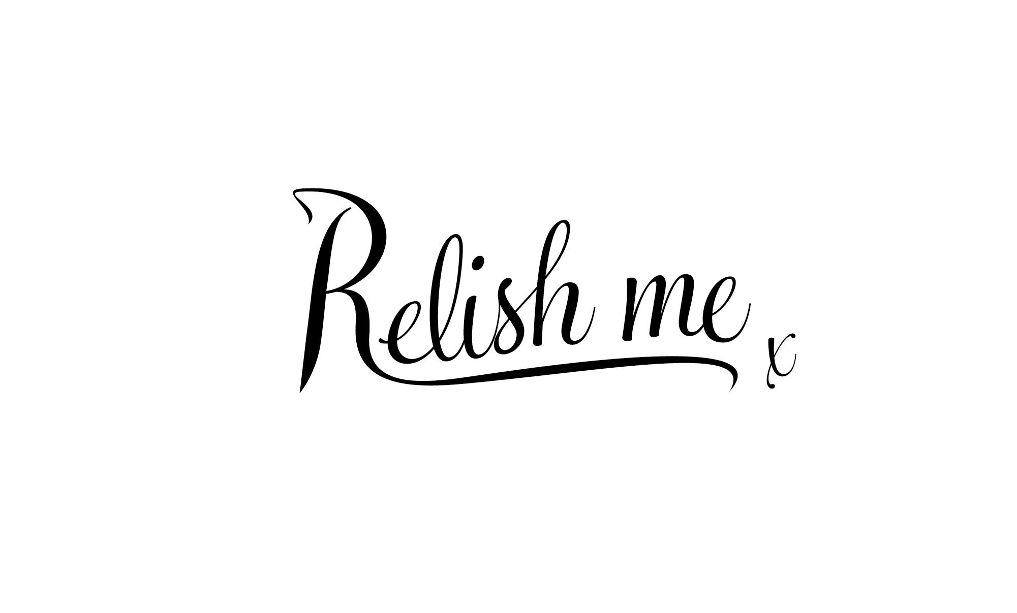 Relish me